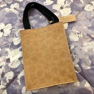 Starbucks Recycled Leather Tote